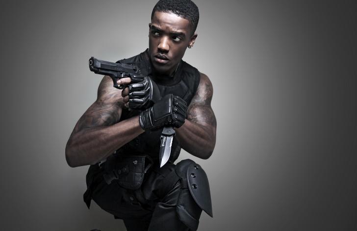 The Soldier, Shot by Michael Letterlough Jr.
