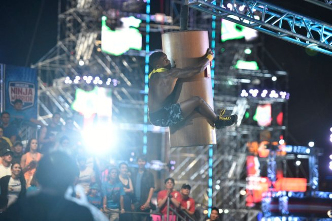 Get a look at all the behind-the-scenes action on Season 8 of American Ninja Warrior.